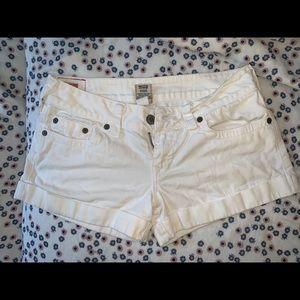 White Denim True Religion Shorts - Size 31